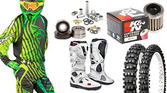 MX Deals - Get Your Bike Dialed!