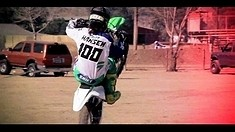 Josh Hansen 2014 Supercross Mix-Up