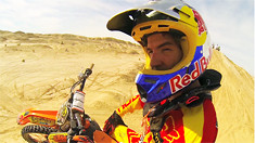 Biggest Jumps in Ocotillo Wells - 2014 Renner Freeride Tour