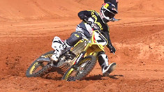 Stewart Boys 2014 Supercross Mix-Up