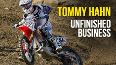 Tommy Hahn: Unfinished Business