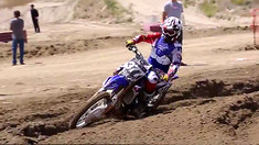 Christophe Pourcel at Glen Helen