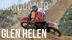 Countdown to Glen Helen