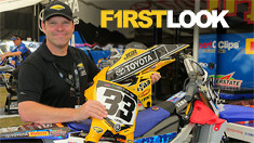 First Look: Cycra's Yamaha Plastic System