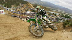 #ThrowBackThursdayVideo: 2008 Glen Helen/ 250F Moto 1 & 2