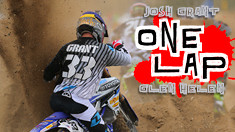 One Lap: Glen Helen with Josh Grant