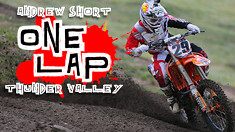 One Lap: Andrew Short on Thunder Valley