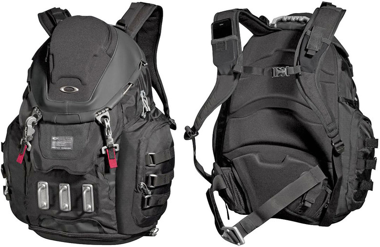 Oakley Kitchen Sink Backpack - Motocross Feature Stories - Vital MX