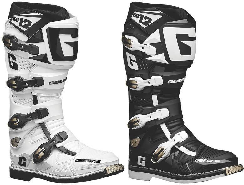 Gaerne Sg 12 Motocross Boots Motocross Feature Stories Vital Mx