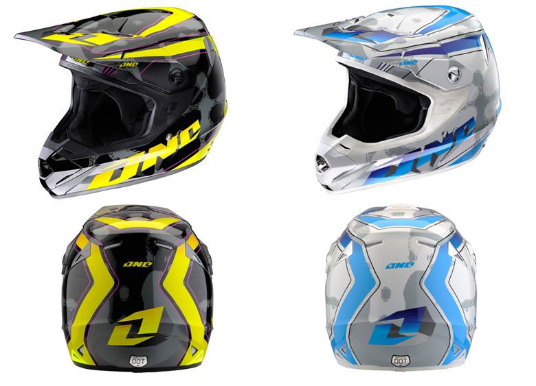 cbf9451b One Industries Atom Helmet - Motocross Feature Stories - Vital MX