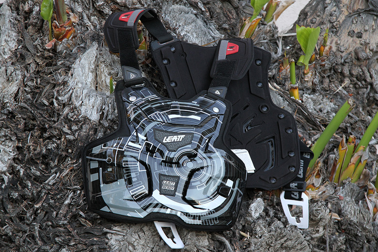 The Leatt Adventure Lite Chest Protector