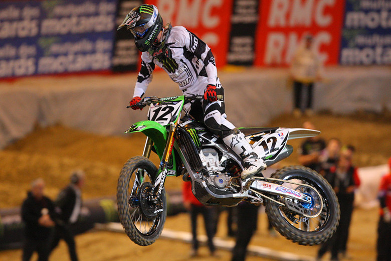 Jake Weimer and Eli Tomac are pretty much neck-and-neck speedwise.