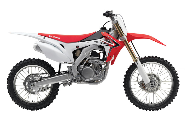 2014 Honda CRF250R. Click image for a larger version.