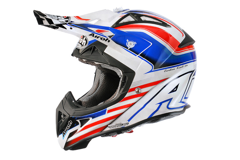 4f6db28d1 Airoh Helmets Now Available in U.S. Through Leo Vince - Motocross ...