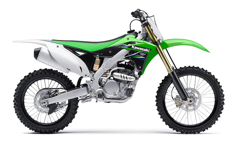 First Look: 2014 Kawasaki KX250F and KX450F - Motocross