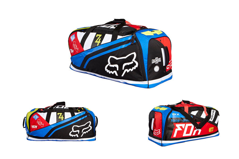2014 Fox Podium Gear Bag Intake Motocross Feature