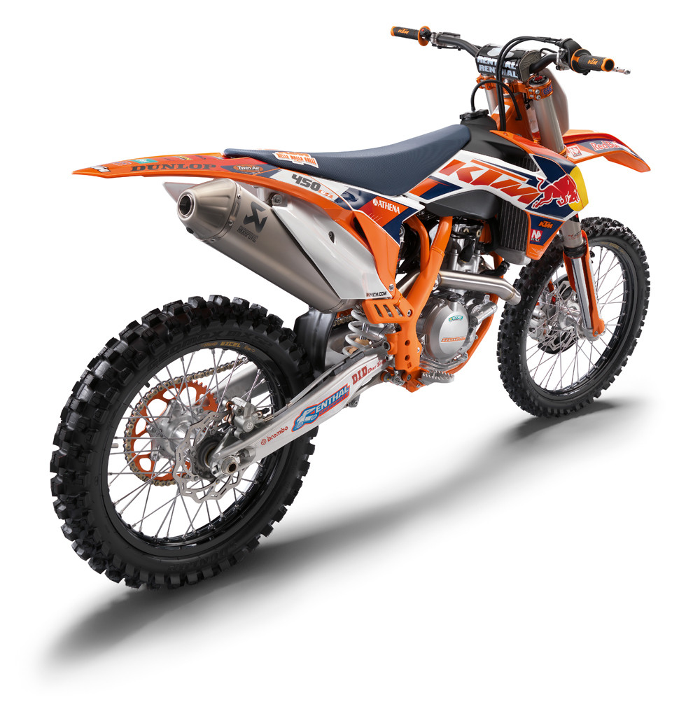 First Look: 2014 KTM 450 SX-F Factory Edition - Motocross Feature ...