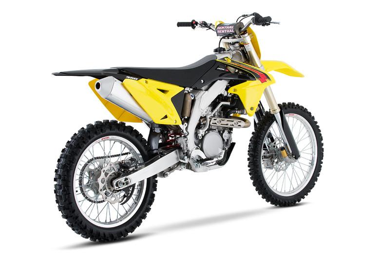 Yamaha Rm Exhaust Sound