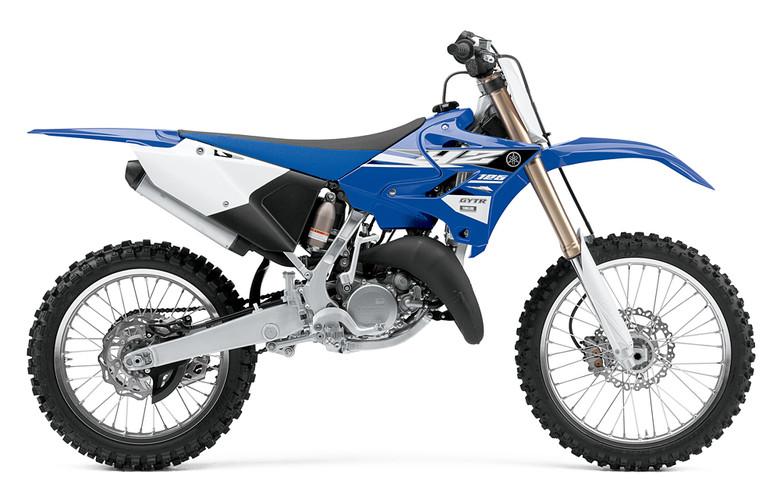 2015 Yamaha YZ125.