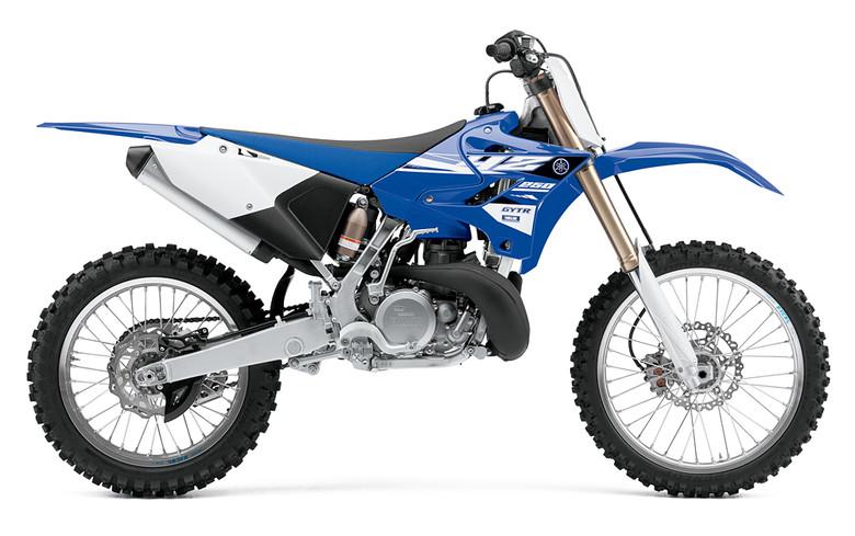 2015 Yamaha YZ250.