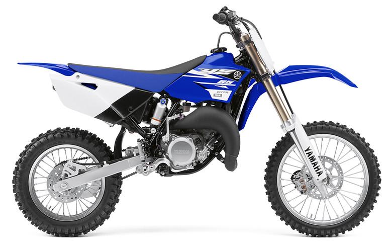 2015 Yamaha YZ85.
