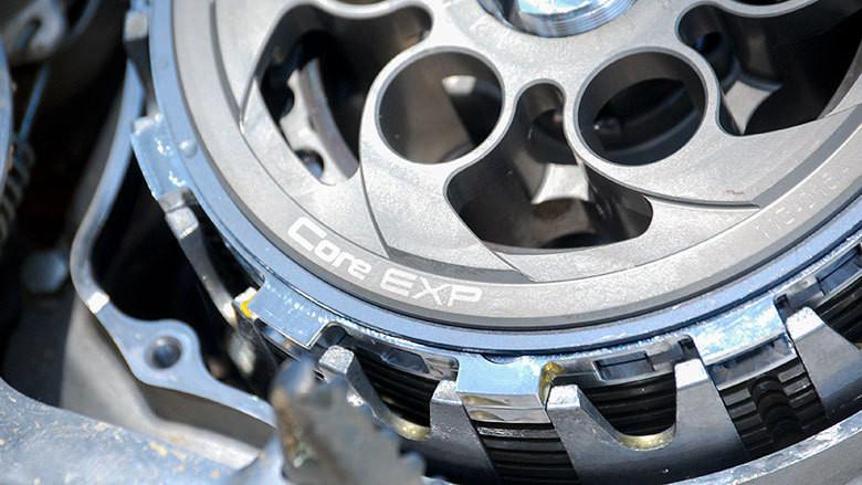 Tested Rekluse Clutch Comparison Manual Vs Auto Motocross