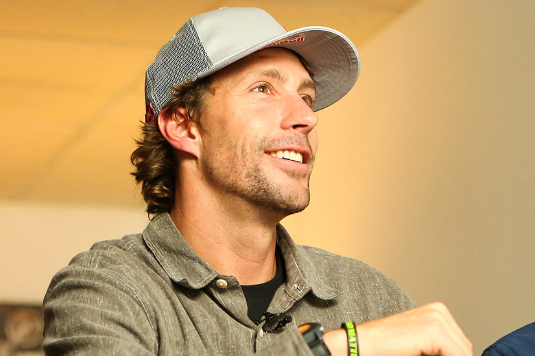 Travis Pastrana. Photo: Michael Lindsay.