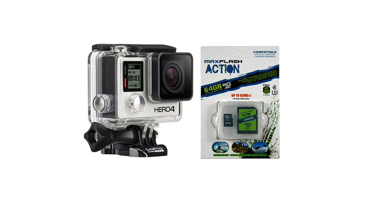 GoPro HERO4 Black Edition With Free Memory Card - Motocross Feature ...