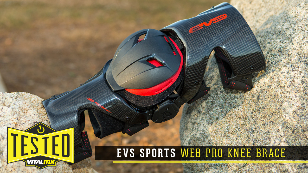 baf5132b2a EVS Sports Web Pro Knee Braces - Reviews, Comparisons, Specs ...
