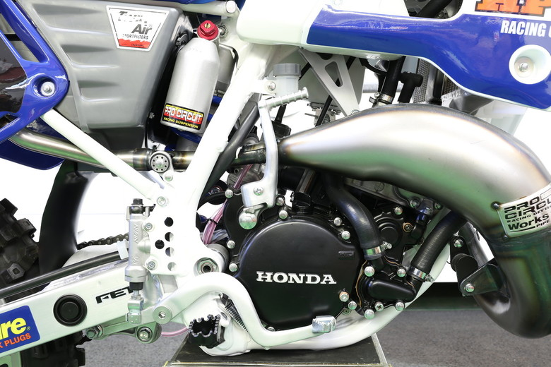 Bike of the Month: 1992 Peak Pro Circuit CR125 - Motocross