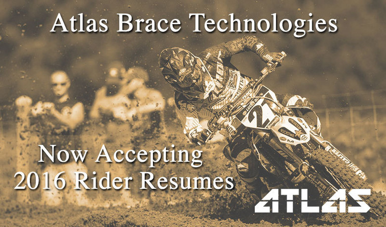 Sponsored Rider Resumes For The 2016 Season Our Programs Are Open To All Ages And Levels That Actively Participate In Motocross Supercross Off Road