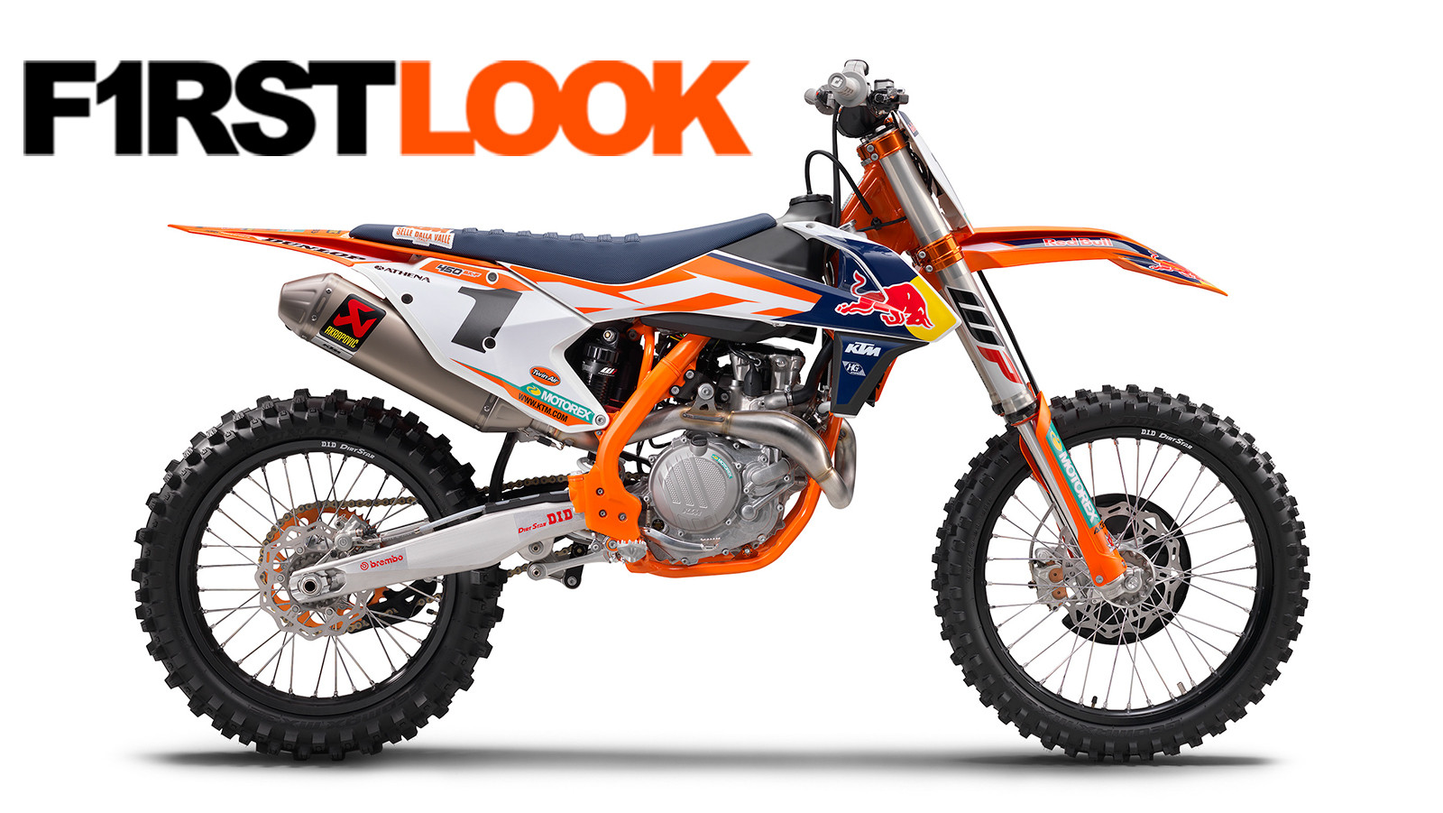 First Look 2016 Ktm 450sx F Factory Edition