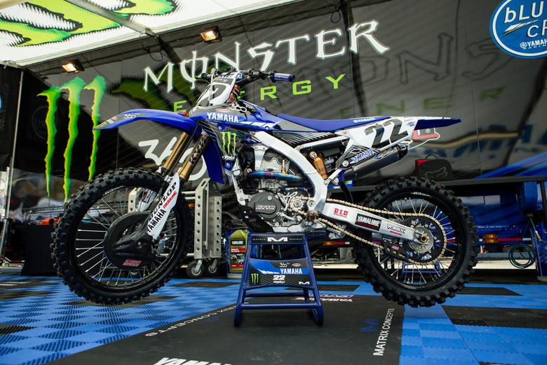 Autotrader Com Mx >> Vital MX Poll Winner: Chad Reed's Monster Energy/360fly ...