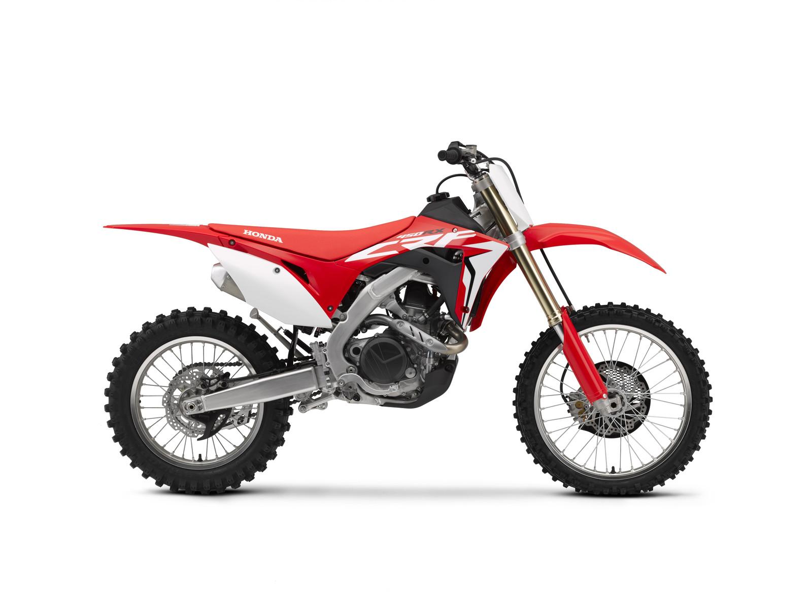 2018 Honda CRF450RX