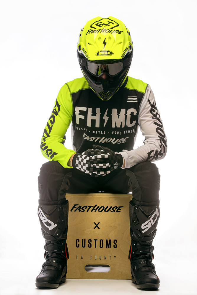 Bell Racing Helmets >> Bell Helmets and Fasthouse Partnership Combines Strength of Two of Industries Most Authentic ...
