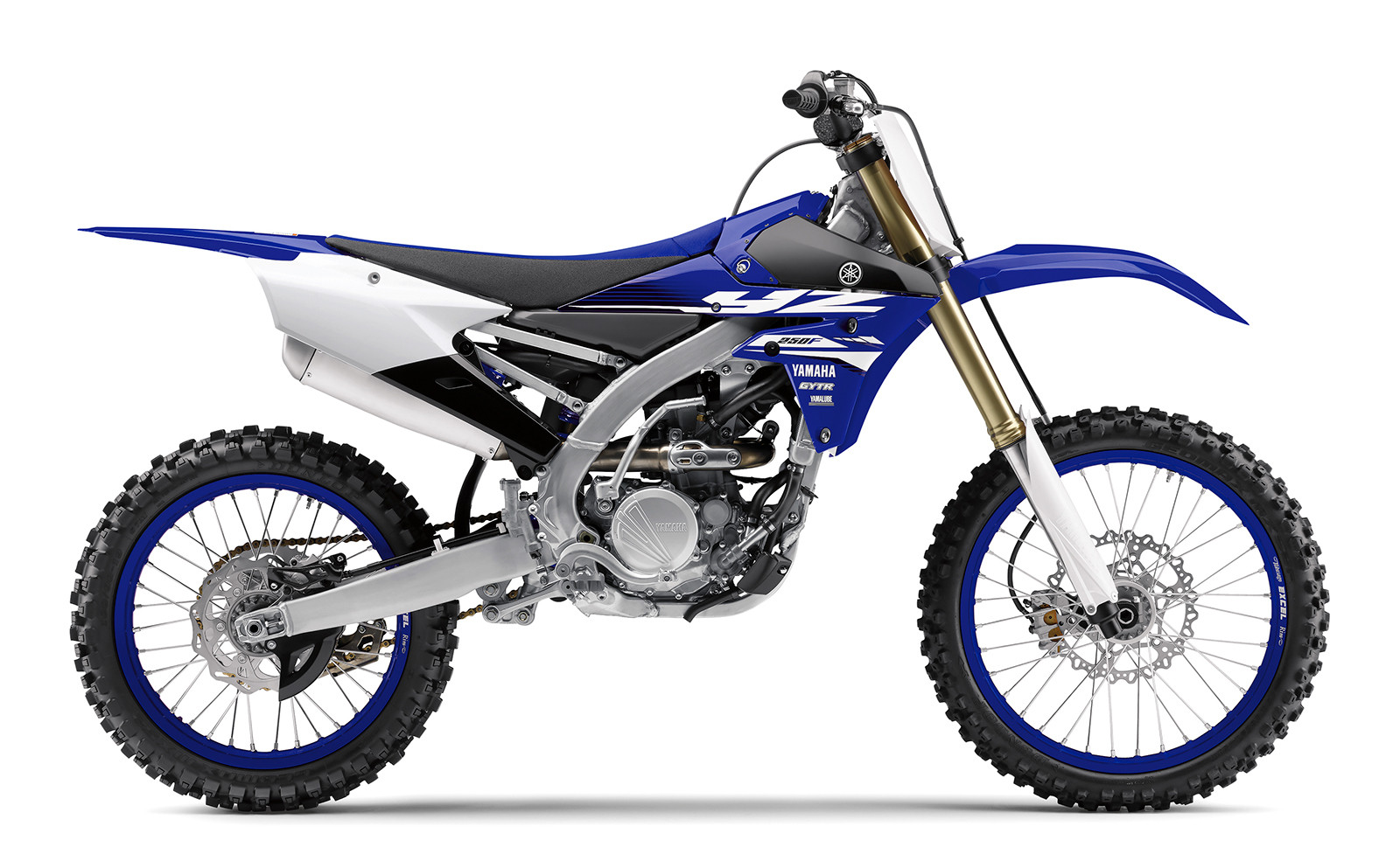 first look 2018 yamaha yz models motocross feature. Black Bedroom Furniture Sets. Home Design Ideas
