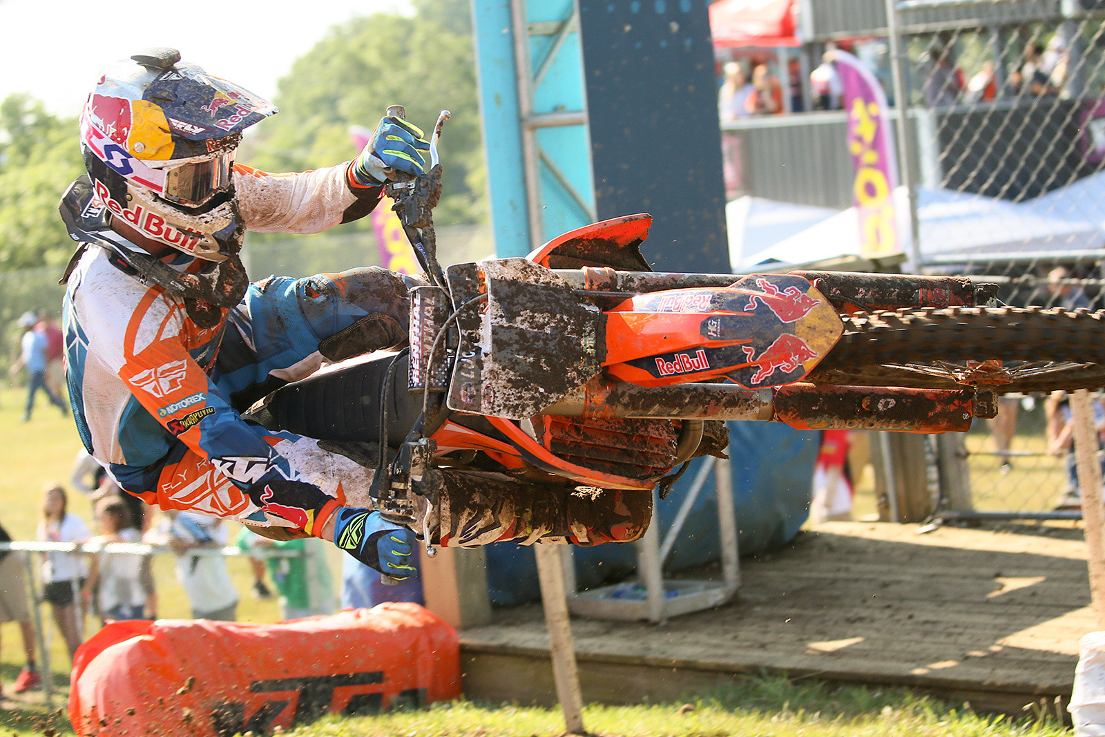 ...and last, but not least, Trey Canard.