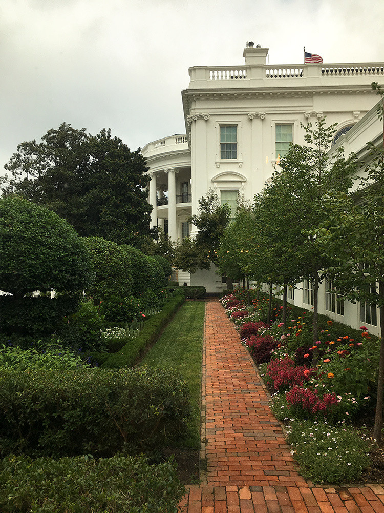 This year GuyB was lucky enough to score a tour of the East Wing of the White House, courtesy of one of our site members. The amount of history there? Amazing.
