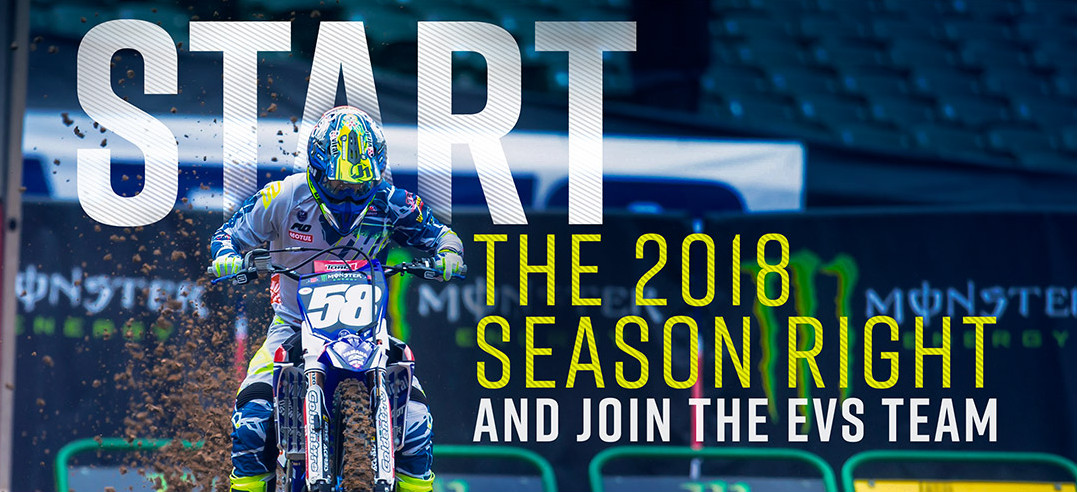 EVS Is Now Accepting Resumes For The 2018 Season