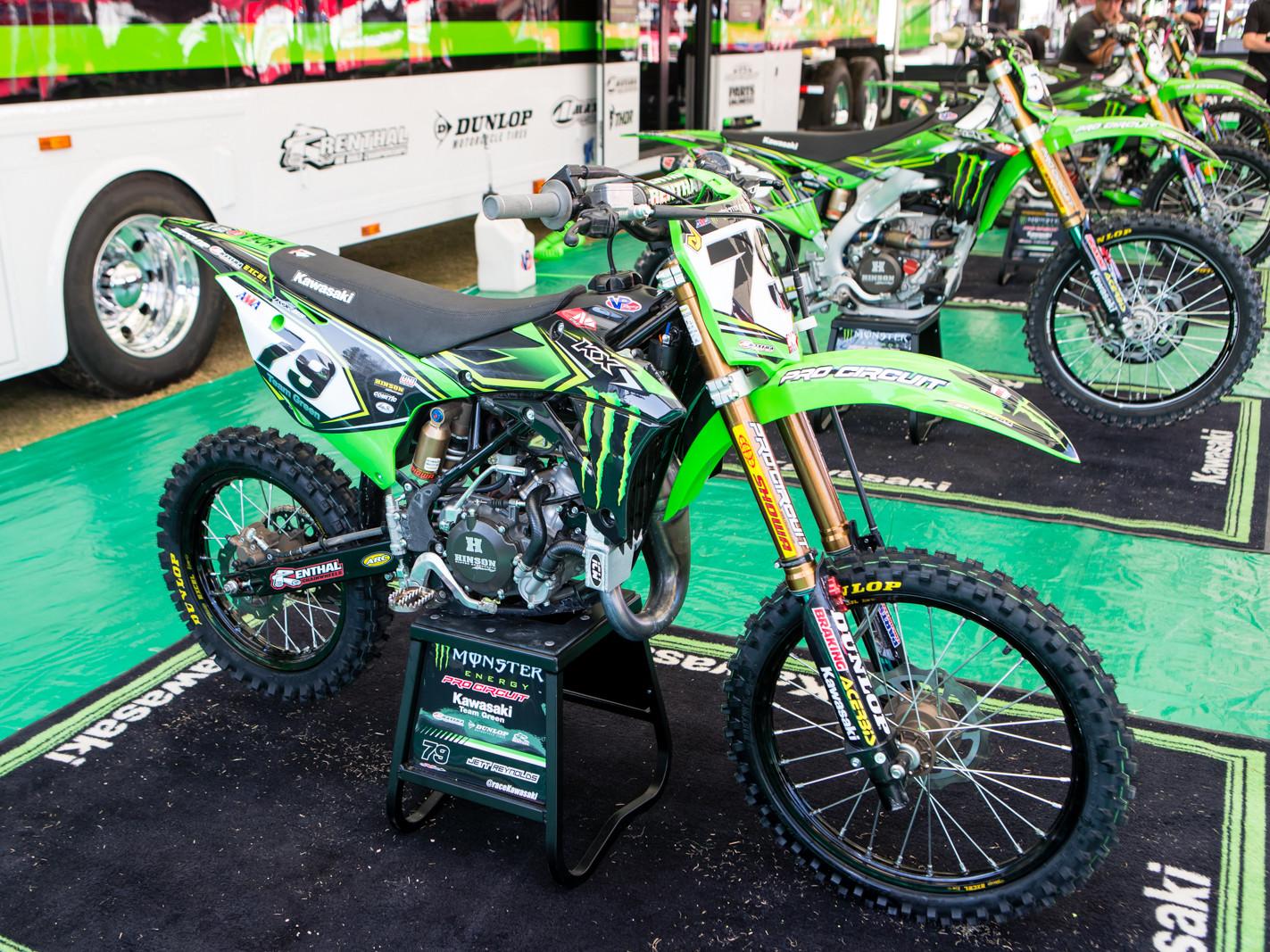 Vital MX Pit Bits: 2017 Monster Energy Cup - Motocross ...