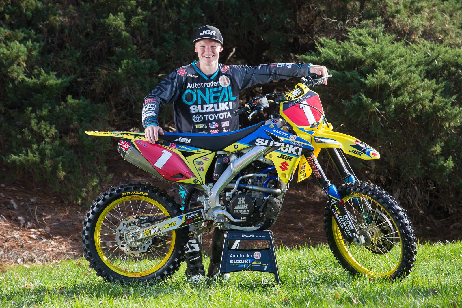 Mcn's Michael Neeves Prepares For Phillip Island Classic With Team Classic Suzuki