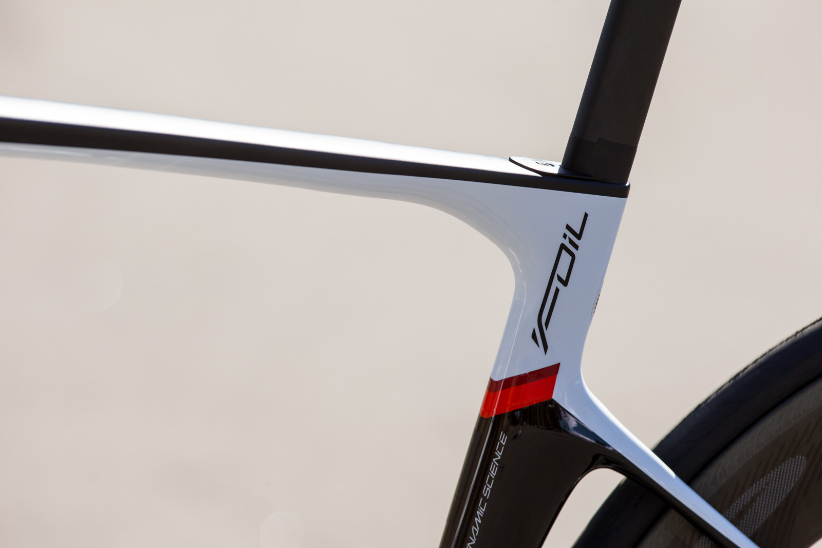 The Foil is Scott's Aero class road bike. Aero bikes typically add a little weight compared to a climbing bike, as they use longer and more aerodynamic extrusions to cut through the wind.