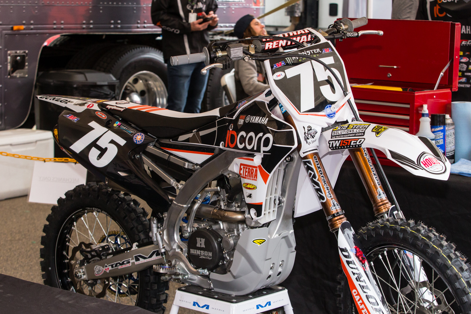 RaceTrack Supercross Contest runner-up, Noah McConahy, has been added on...congrats Noah!