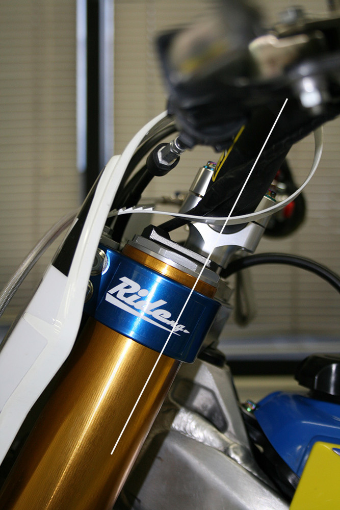 Is your handlebar position working against you? - Motocross Press