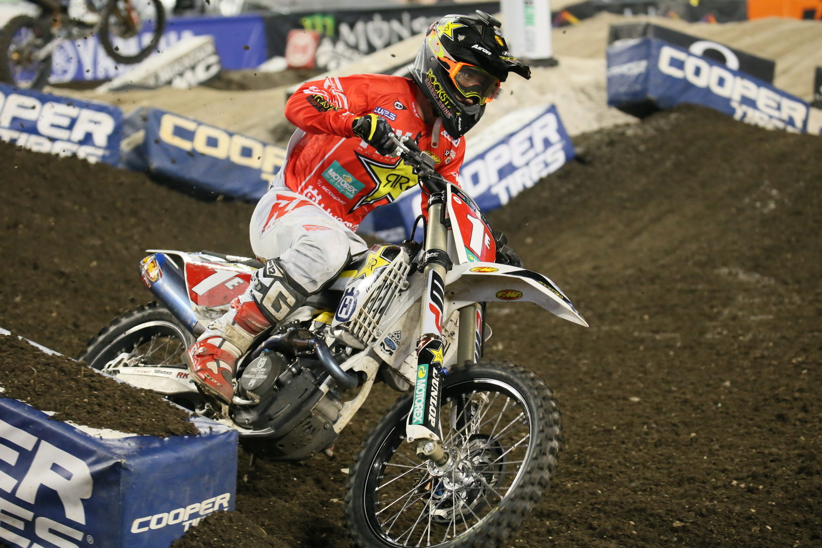 Zach Osborne was never far off from the lead, but he ended up third by the end of the Main Event.