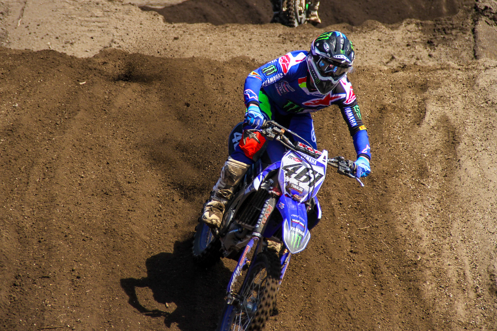 Prior MXGP champ Romain Febvre left Argentina with some solid points and a better start to the season, placing four-five for fifth overall.