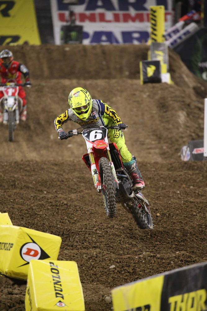 Jeremy Martin grabbed the Main Event #3 win at his home state race.