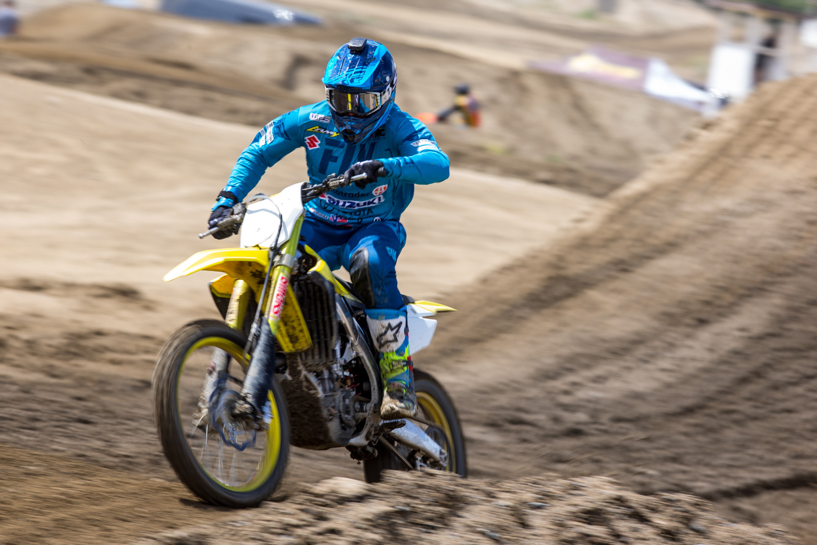 Weston Peick has had a solid Supercross series but he also shines when things go outdoors.