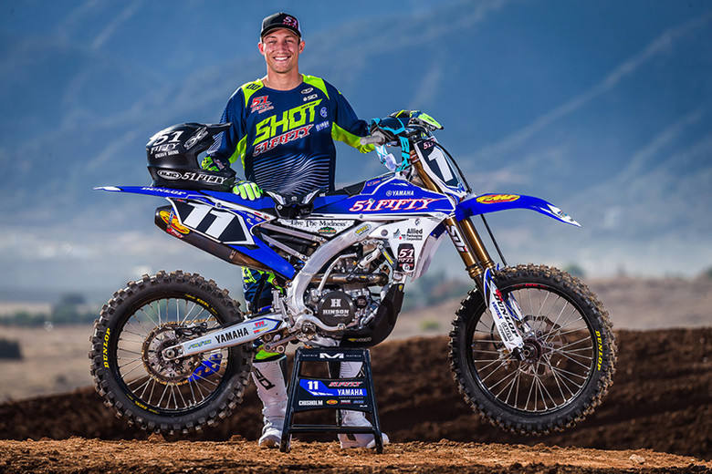 The 51Fifty Energy Yamaha rider looks forward to wrap up his best ever overall SX finish.