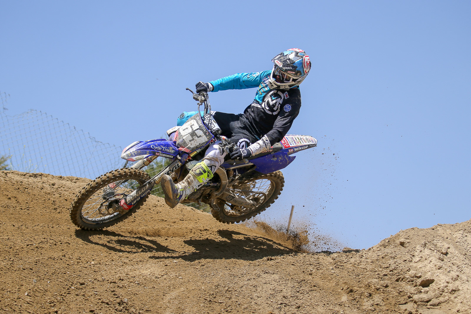 Hayden Mellross will be riding under the CycleTrader.com/Rock River/Yamaha tent this summer.